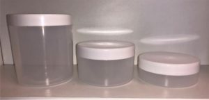 ROME JARS (PP THICK)